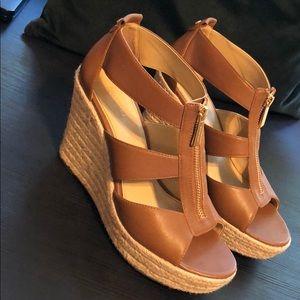 Michael Kors Damita platform wedge sandal
